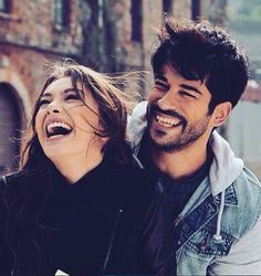 New post on senden-kalanlarimla-yalnizim Best Tv Couples, Romantic Couples, Cute Couples, Movie Couples, Big Love, Cute Love, Arab Men, The Oc, Turkish Beauty