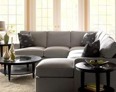 Ellen 3pc Sectional - Kensington Furniture  - 3