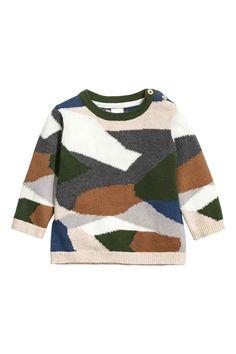 Pull en maille de coton | H&M
