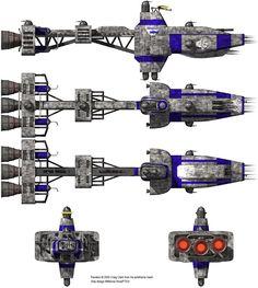 babylon 5 ships - Google Search