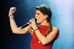Alessandra Amoroso il 30 Luglio su Canale 5 per l'Evento all'Arena di Verona