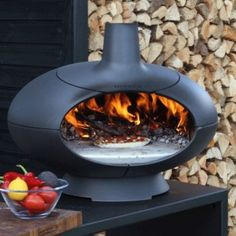 Morso Forno Outdoor Oven offers more than just a typical barbecue this luxury outdoor pizza oven is stylish and practical. The Morso Forno from the Morso Living cooking range will bring warmth to the patio on those summer evenings as well as create a sumptuous meal when dining outside or having a garden party. The Morso Forno is made to last with beautiful enameled cast iron body and authentic oven shape of an italaian stone oven to make the best crisp pizzas. The wide & low ceiling to…
