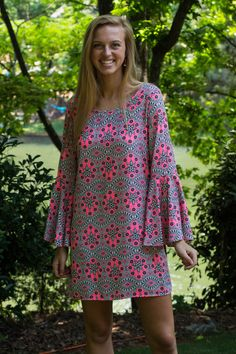 Wild and Free Dress – Madison Kate Boutique