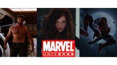 Marvel Universe Film Tribute