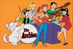 Tom Moore, author of Archie comics, dies at 86 due to lung cancer. Archie Cartoon, Cartoon Posters, Archie Comics, Cartoon Characters, Fictional Characters, Movie Posters, Tom Moore, Saturday Morning Cartoons, Ghost Busters