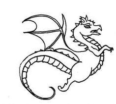 Dragon Coloring Pages Kleurplaat Pinterest Legends
