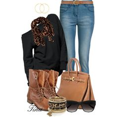 """""""City Style"""" by martina-16 on Polyvore"""