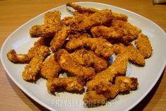NUGETSY Z KURCZAKA Tandoori Chicken, Chicken Wings, Meat, Ethnic Recipes, Food, Essen, Meals, Yemek, Eten