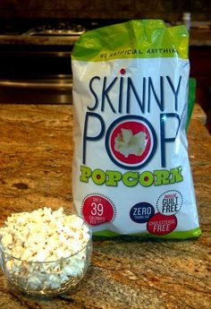 Skinny Popcorn! Found at Whole Foods!