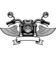 Motorcycle Handle Bars #6 Light Bike Biker Chopper Part