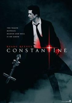 Constantine (2005) movie #poster, #tshirt, #mousepad, #movieposters2
