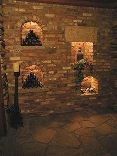 Design and installation of classic wine cellars and wine storage