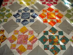On a Whim quilt pattern