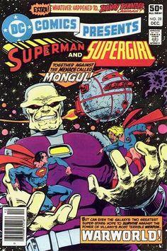 DC Comics Presents 28- Jim Starlin & Gil Kane