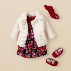 newborn - outfits - flowers 'n fur | Children's Clothing | Kids Clothes | The Children's Place
