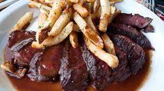 Steak at Laurelhurst Market