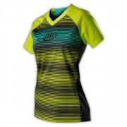 Photo of Womens Skyline Jersey Lime