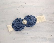 Denim, Lace and Pearls