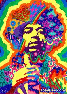 my gif gif trippy psychedelic jimi hendrix trippy gif psychedelia jimi hendrix gif psychedelic rock rock star psychedelic gif music music rock rock boomer gif christine manuela moje Tachisme, Psychedelic Rock, Arte Pop, Rock Posters, Concert Posters, Music Posters, Jimi Hendrix Poster, Jimi Hendricks, Arte Do Hip Hop