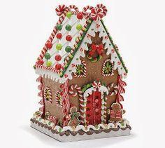 Cute Gingerbread Christmas Decorating Ideas | Themed Christmas Decorating Ideas