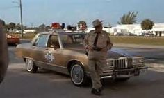 Buford T Justice Patrol Car SMokey and the Bandit ll  MOVIE CAR CARS FASTNLOUD FAST N LOUD