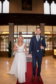 Katie and Adam were just beaming as they received their red carpet and champagne arrival at the Brehon Hotel Killarney. Photo by Adrian O'Neill Wedding Photographer Wedding Photo Gallery, Wedding Photos, The Island Book, Broken Book, Real Weddings, Wedding Planner, Red Carpet, Photo Galleries, Champagne