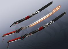 anime melee weapons - Google Search