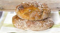 Grytebrød - omtrent samme oppskrift som den som sto i DN Sullivan Street Bakery, Norwegian Food, No Knead Bread, Piece Of Bread, Food Design, No Bake Cake, Granola, Food Inspiration, Bread Recipes