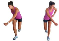 19 Effective Cardio Exercises You Can Do at Home: Speed Skaters