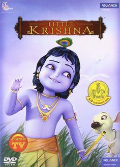 Little Krishna - Complete TV Series: dvd
