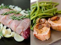 Les Cocottes Moelleuses: Le filet mignon au bacon et au romarin