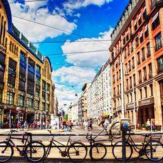 ღღ Berlin/Germany ~~~ Hackescher Markt
