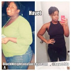 Ghanaian Instagram Diva Hayet lost 90 pounds! Read her story.