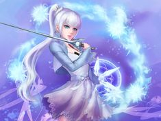 Weiss Schnee