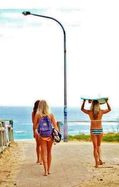 everyone wants to be a beach girl