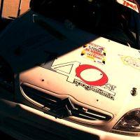 140 Grammi sponsor nel Rally