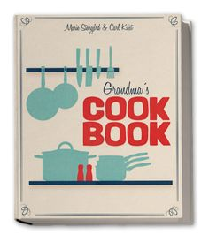 Recipies inspired from home- Reference old style looking cook books