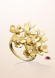 Van Cleef & Arpels - 花