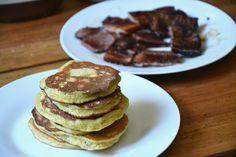 MIAM : Recette saine et gourmande de pancakes à la banane - La mode selon Claire