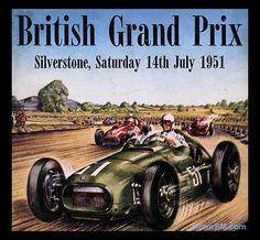1951 Silverstone UK