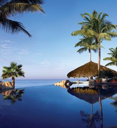 One&Only Palmilla—Cabo San Lucas, Mexico. #Jetsetter