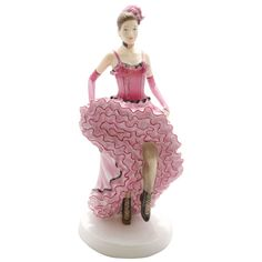 French Can Can HN5571 - Royal Doulton Figurine