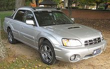 Subaru Legacy (third generation) - Wikipedia, the free encyclopedia