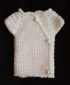 Love you more than a bus: Angel Baby Crochet Outfits