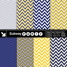 INSTANT DOWNLOAD Navy Blue and Yellow Digital by subwayParty, $3.45  https://www.etsy.com/listing/157769865/instant-download-navy-blue-and-yellow?ref=sr_gallery_13&ga_search_query=Digital+Letters&ga_order=date_desc&ga_view_type=gallery&ga_page=16&ga_search_type=all