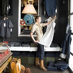 Imogene + Willie, Nashville, TN, A house of blue jeans in the 12South 'hood, Imogene + Willie is the fashion talk of the town.     2601 12th Avenue South  imogeneandwillie.com  615/292-5005
