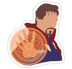 Marvel stickers featuring millions of original designs created by independent artists. Tumblr Stickers, Phone Stickers, Cool Stickers, Printable Stickers, Planner Stickers, Vsco Tumblr, Doctor Stranger Movie, Avengers, Aesthetic Stickers