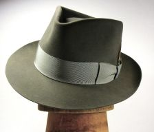 The Keynote by Black Sheep Hat Works. Classic with style.