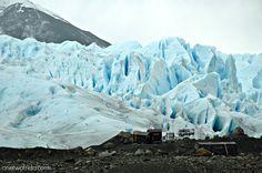 Argentina #unafotoalgiorno El Calafate Perito Moreno