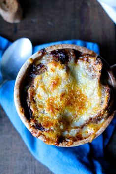 Classic French Onion Soup - Naked Cuisine